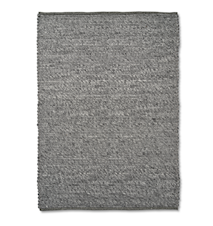 Merino Matto Granit 140 x 200 cm