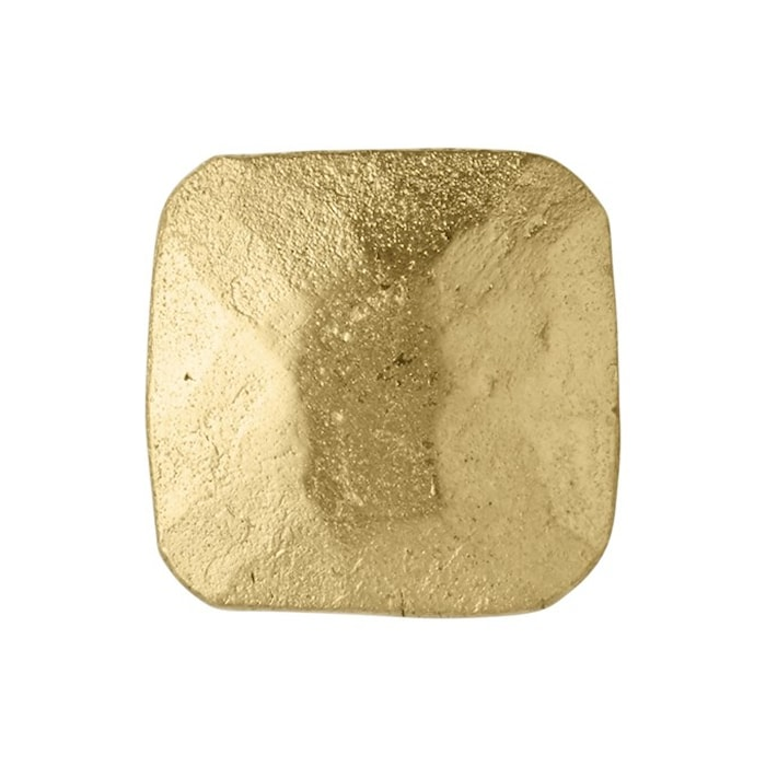 Dana Knopp 2.5x2.5 cm - Guld