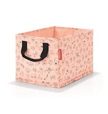 Säilytyslaatikko Lasten Vaaleanpunainen