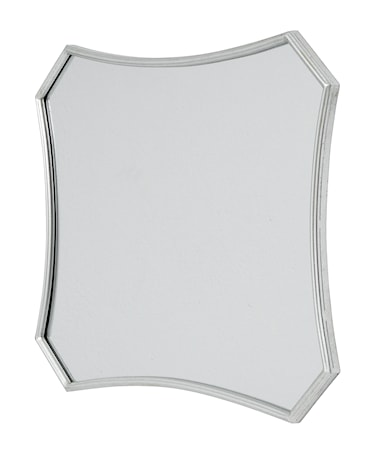Spirit spegel med järnram 60x57 cm Silver