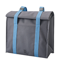 Sac isotherme KEEP-IT COOL gris/bleu