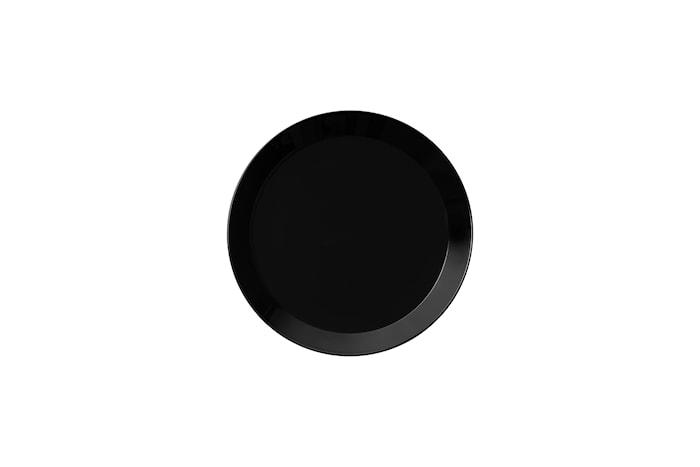 Teema Lautanen 17 cm, Musta