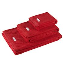 Fisher Island handduk röd