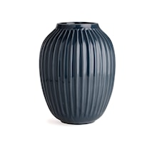 Hammershøi vase Antracit H 25 cm
