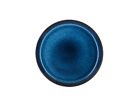 Gastro Tallerken Ø 21 cm Sort/Mørkeblå
