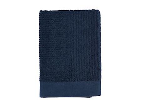 Billede af Badehåndklæde Dark Blue Classic