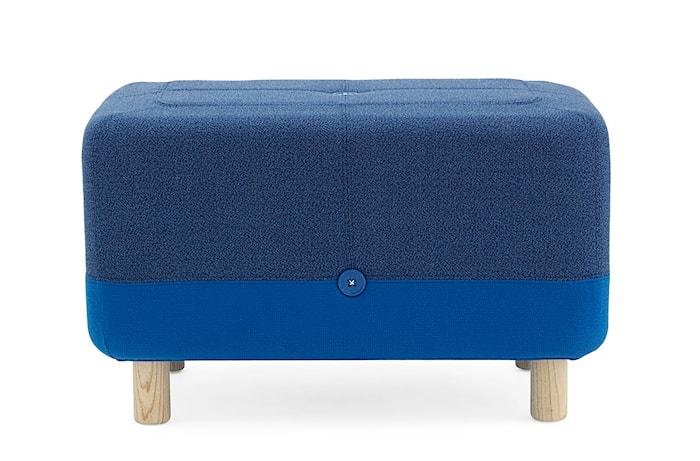 Sumo puff – Blå
