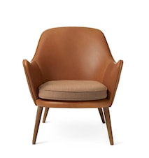 Dwell Lounge Chair Latte/Camel Sprinkles/Silk