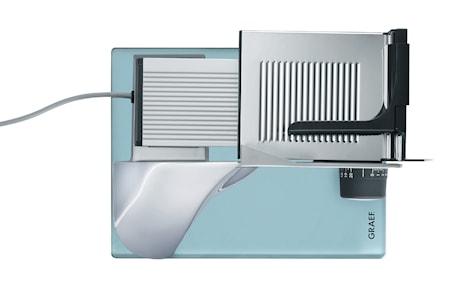 Vivo Skæremaskine med Glasbund og Tandet Klinge