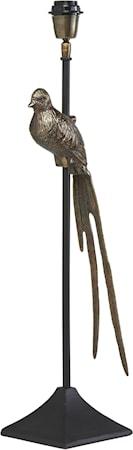 Birdie Lampfot Svart/Mässing 70cm