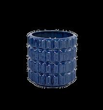 Fashion Sunset Tower  Mörkblå 15 cm