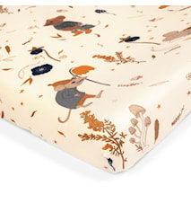 Lakan Mouse Night 60x120cm