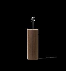 Post Floor Lampfot Golv Solid