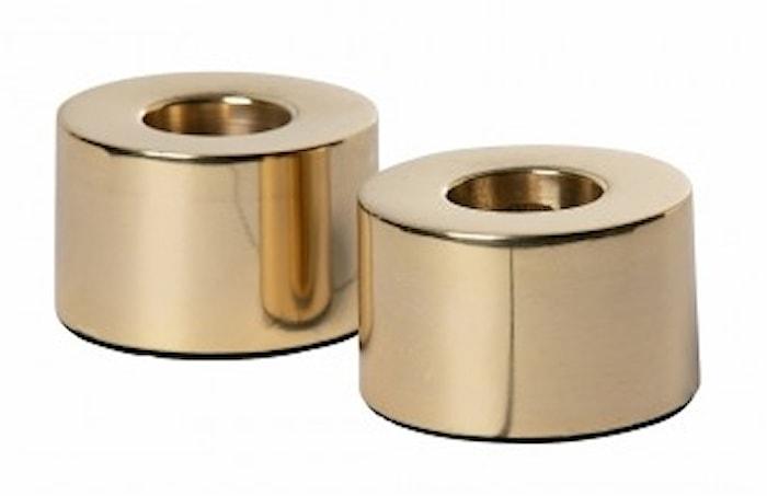 Helix shiny brass - set of 2 pcs