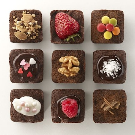 Brownies-vuoka mini