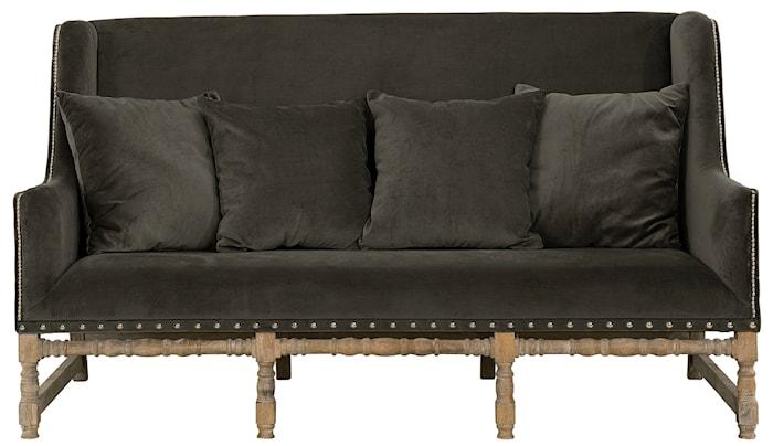 Mayfair soffa Grå