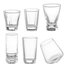 Shaya Shotglas 6-pack 28-120 ml