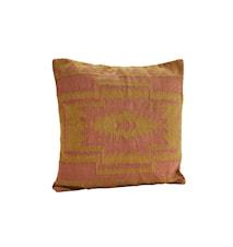 Tyynynpäällinen 60x60 cm - Sinappi