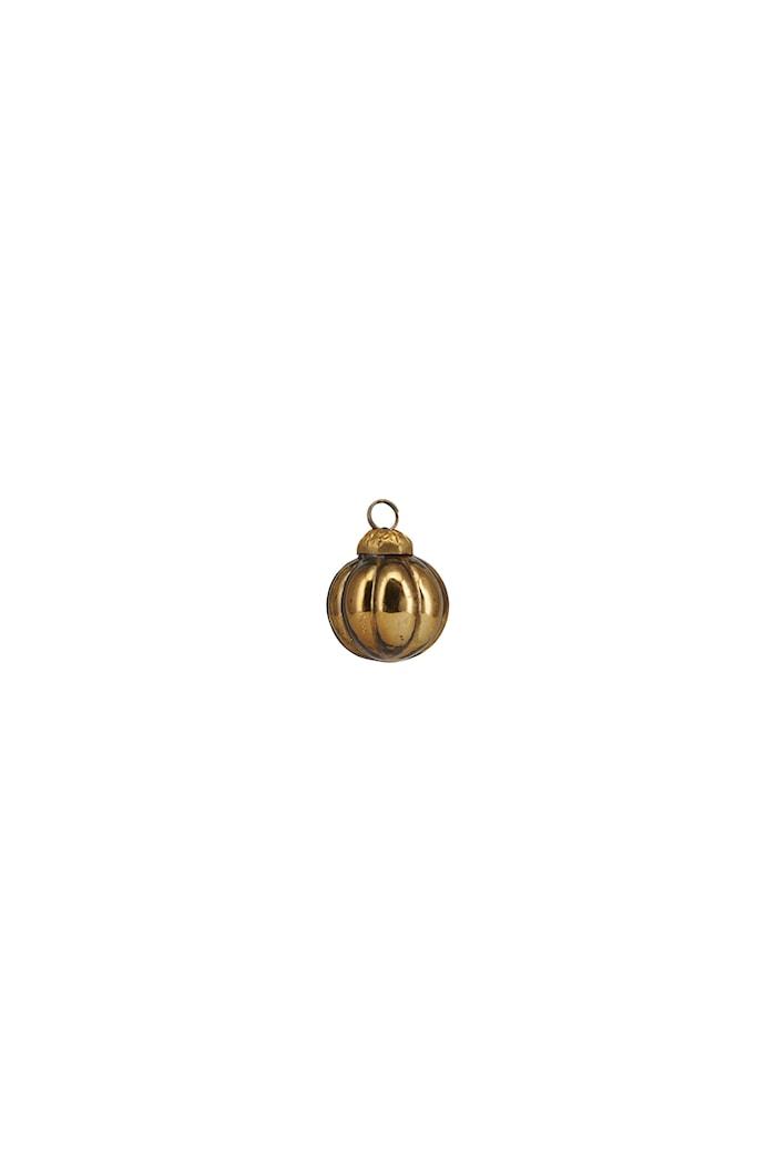 Ornament Thiny 2,5 cm - Guld