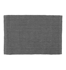Dörrmatta Fiona Lead Grey 90x60 cm