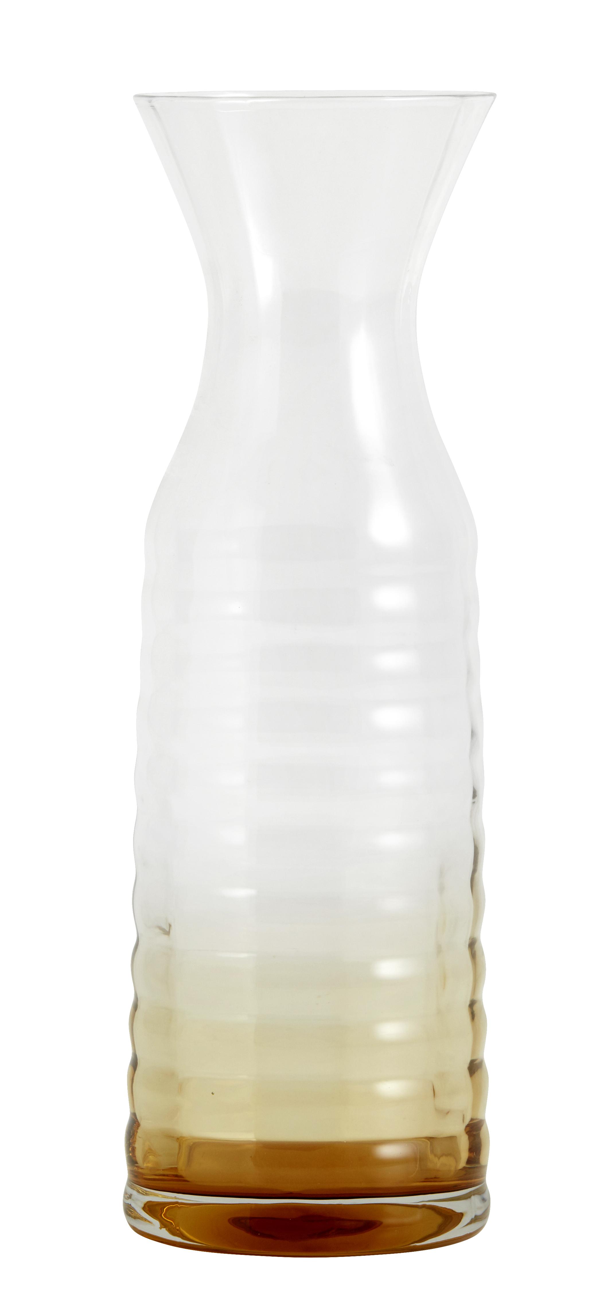 Jog Tillbringare Glas Amber