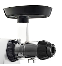 Nutrition System Slowjuicer Silver
