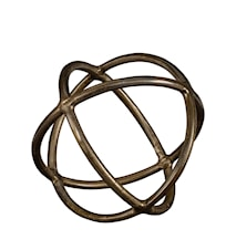 Carlo L Dekoration Vintage brass