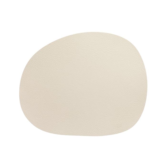 Raw Buffalo Bordstablett Warm Nude 41x33,5 cm