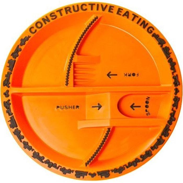 Tallrik Fordon, Constructive Eating
