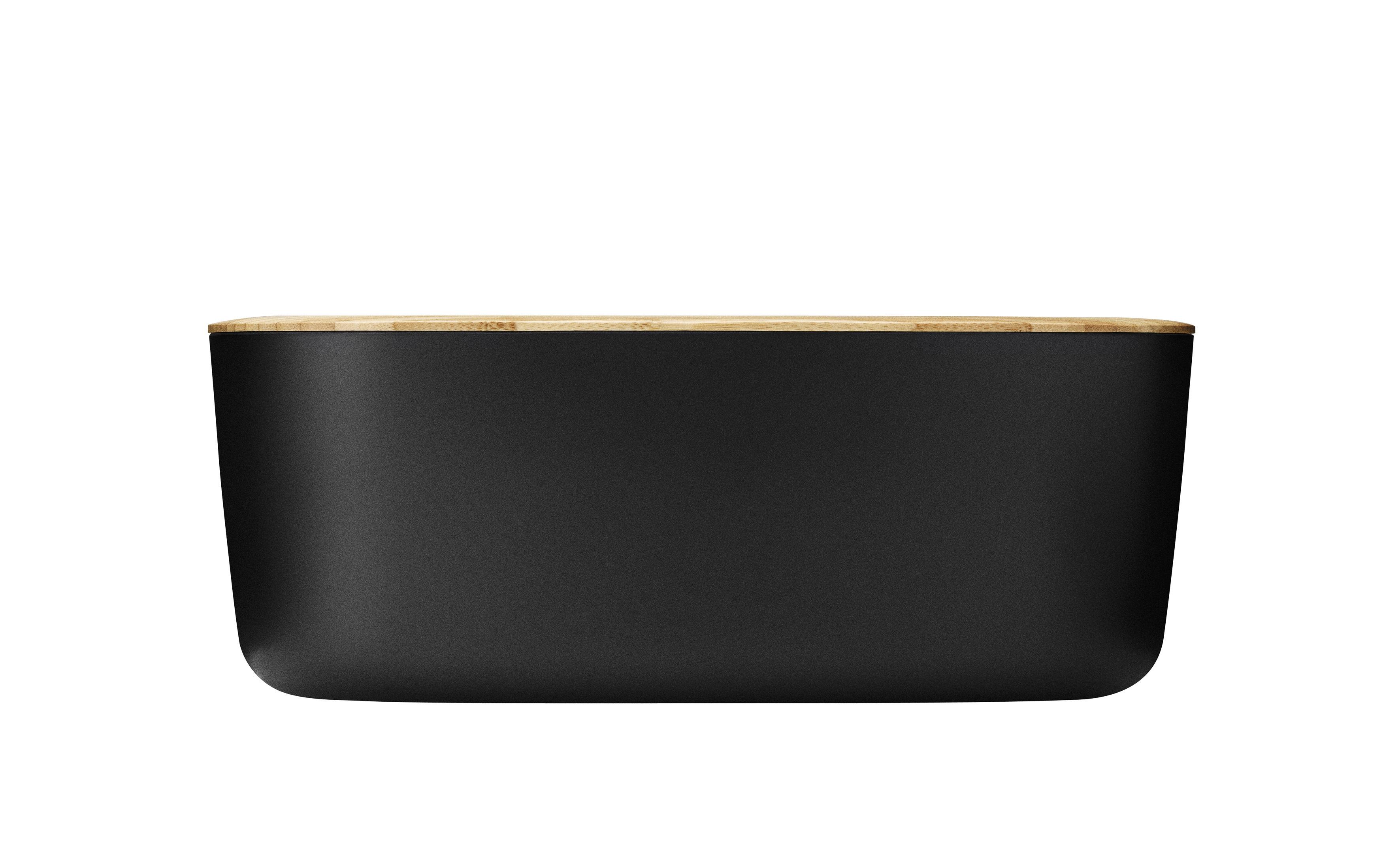 BOX-IT Brödlåda – black