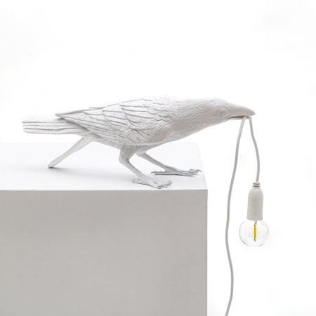 Bird Lamp Playing Vit