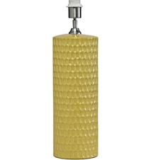 Honeycomb Lampfot Gul 52cm