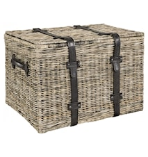 Rect Storage Basket - Grey Lacak