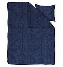 Taika Bäddset Blå 150x210 cm