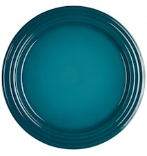 Signature Tallrik 22 cm Deep Teal
