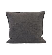 Putetrekk Pleats Brun 60x60 cm