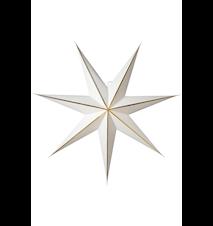 Julia Julstjärna Vit 100 cm