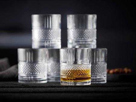 Whiskyglas Brillante 34 cl 6-pak