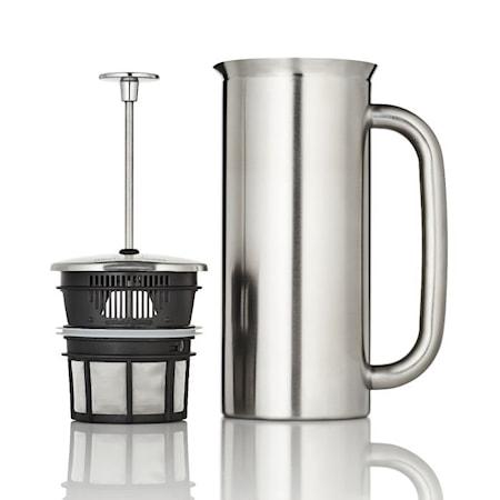 Espro P7 Presskanna 8 koppar, borstat stål, termo, kaffe