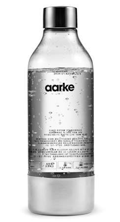 PET-flaske til Aarke kulsyremaskin