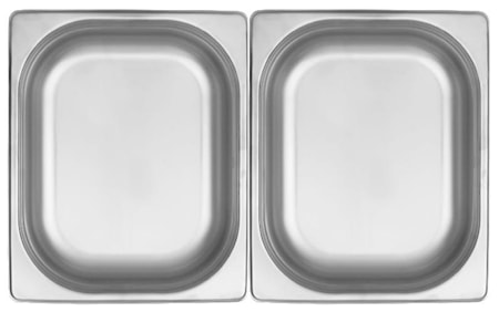 Gastronormkantine 1/2 -200