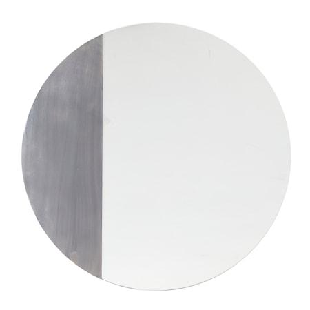 Nola Spegel Grå Dekoration Ø60cm