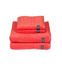 Premium Pyyhe Punainen 30x50 cm