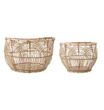 Basket, Nature, Rotting