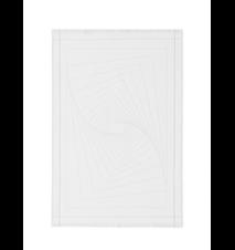 Illusion Kjøkkenhåndkle Hvit