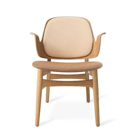 Gesture Lounge Chair BS Nature/Latte Vitoljad Ek