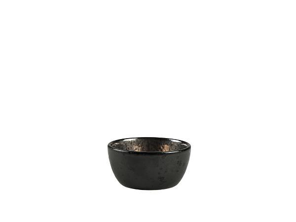 Skål Svart/Brons 10 cm