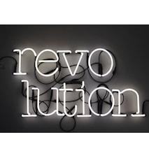 Neon art - Revolution