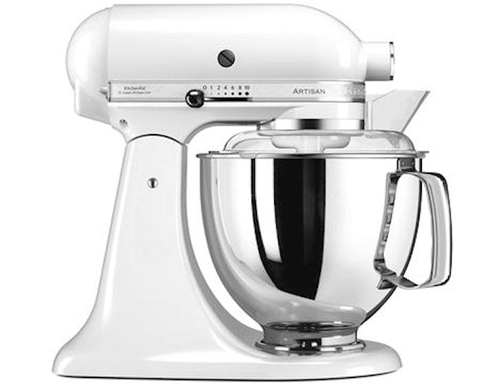 Artisan 175 Køkkenmaskine 4,8 liter Hvid