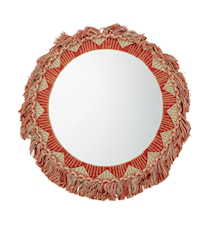 Spegel Multi-color Bomull 50 cm